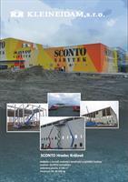 Montovaná hala - SCONTO